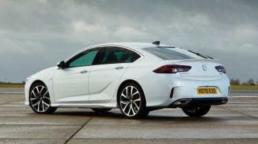 Vauxhall Insignia GSi - rear static