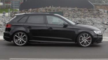 Audi RS3 profile