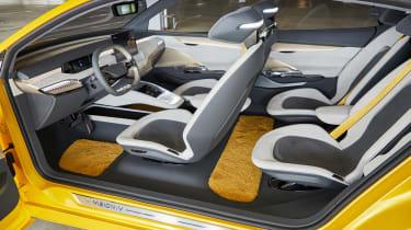 Skoda Vision iV concept - doors open