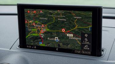 Audi A3 digital dash