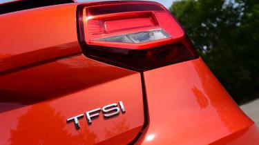 Audi Q2 - taillight