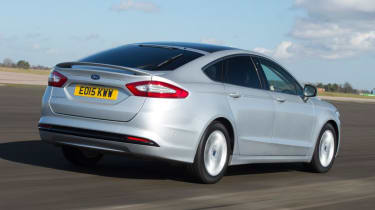 Ford Mondeo - rear