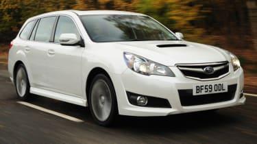 Subaru Legacy front