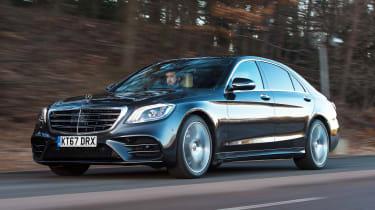 Mercedes S-Class - front