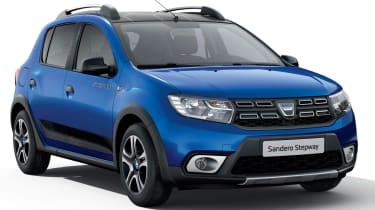 Dacia Sandero Stepway SE Twenty - front