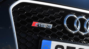 Audi RS3 group - RS3 badge