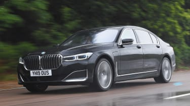 BMW 7 Series - front
