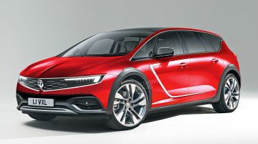 Vauxhall Insignia - front (watermarked)