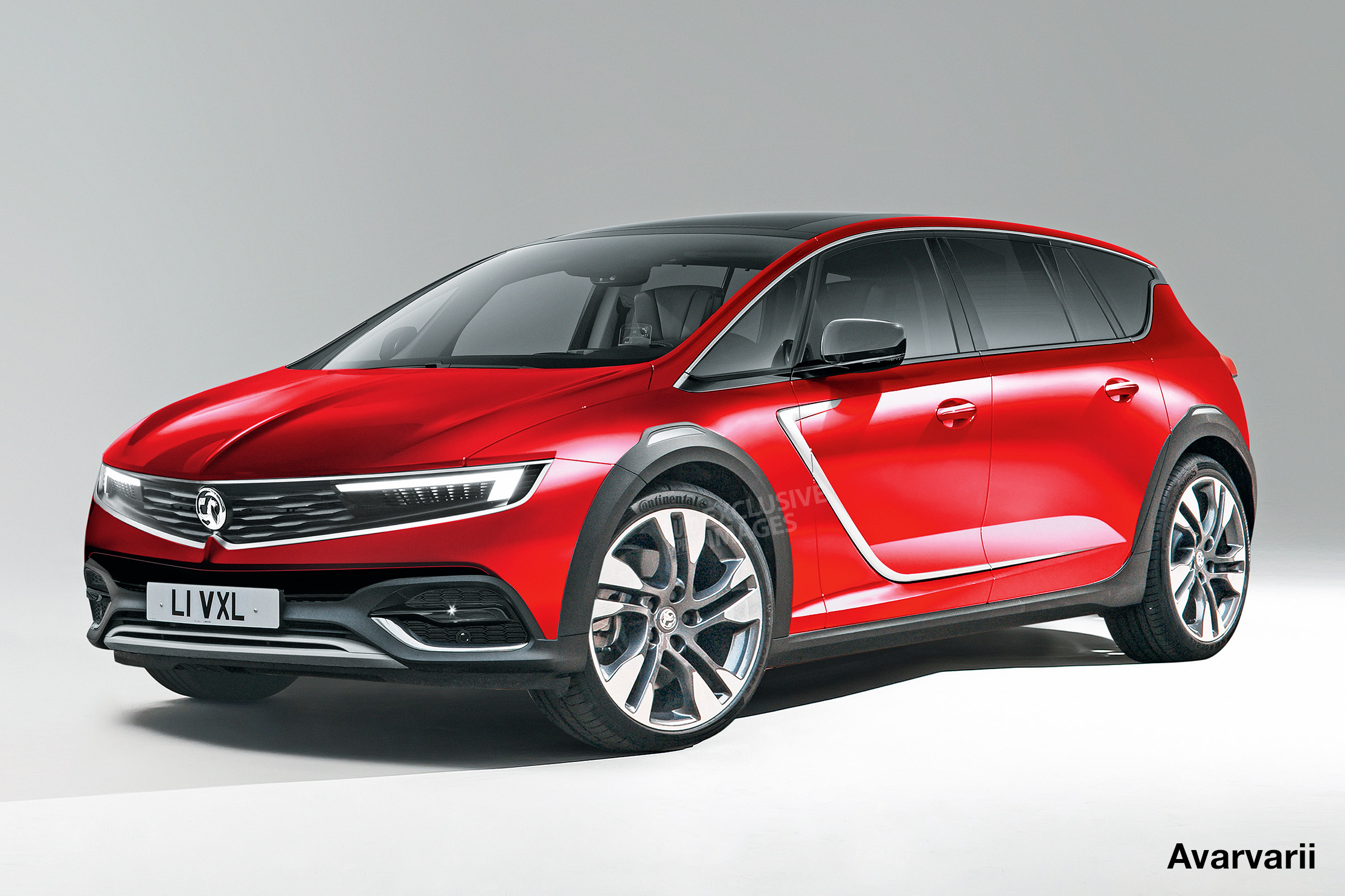 new 2022 vauxhall insignia to get radical crossover look