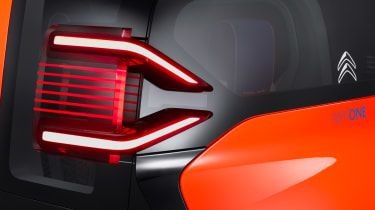 Citroen AMI ONE concept - rear light