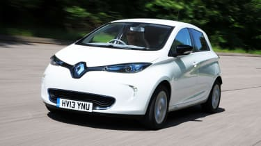 Renault Zoe New Pricing Structure Updated Interior Auto Express