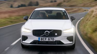 Volvo S60 Polestar Engineered - full front