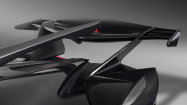 Apollo IE rear wing