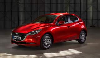 Mazda 2 2020 - front