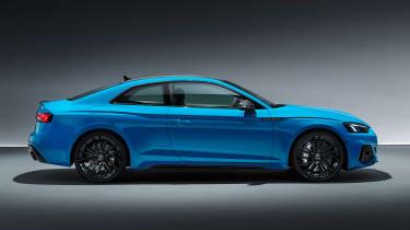 Audi RS 5 Coupe - side studio