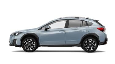 Subaru XV revealed in Geneva
