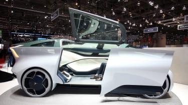 Icona Nucleus - Geneva rear