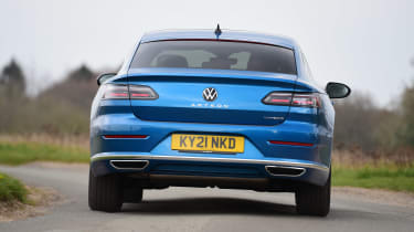 Volkswagen Arteon eHybrid - rear cornering