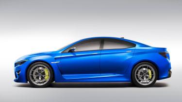 Subaru WRX STi concept side