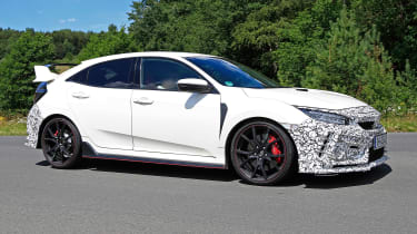 Honda Civic Type R facelift - 5