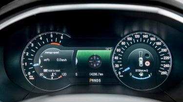 Ford Edge Titanium 2016 - dials