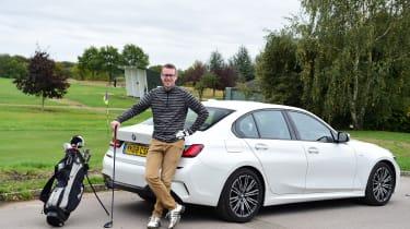 BMW 3 Series long term - Sean Golf