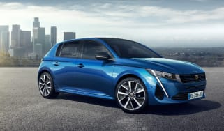 Peugeot 308 - exclusive image