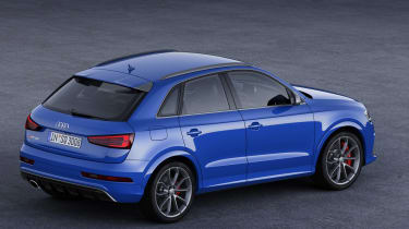 Audi RS Q3 Performance rear side