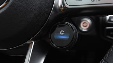 Mercedes-AMG C 63 S - drive mode