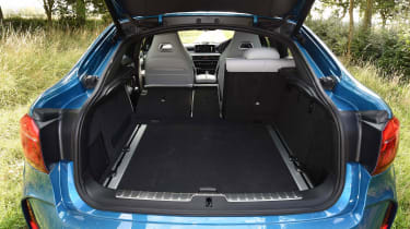 There's enough room for adults in the rear, and with all the seats folded flat there's a 1,525-litre boot.