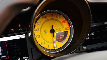 Ferrari 458 Spider detail