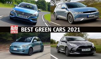 Best low emission green cars 2021 - header image