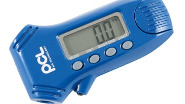 PCL Digital Tyre Gauge