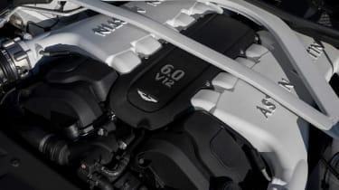Aston Martin Vanquish 2014 engine