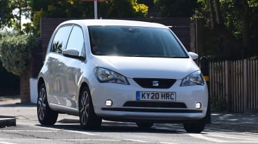 SEAT Mii electric - long termer first report front