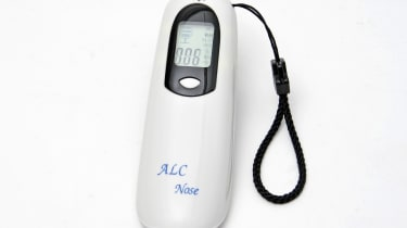 ALC Nose Breathalyzer Compact Party Tester