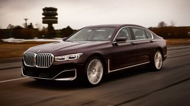 BMW 745Le xDrive - front