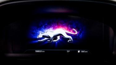 Ford Puma - Puma badge
