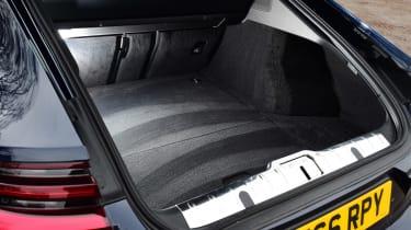 Porsche Panamera - boot