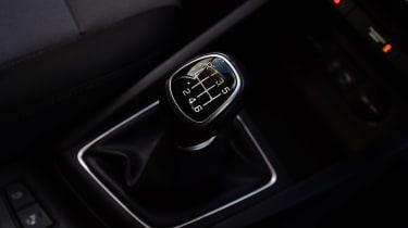 Hyundai i20 - gearstick