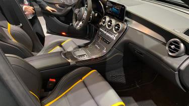 Mercedes-AMG GLC 63 S Coupe - New York dash