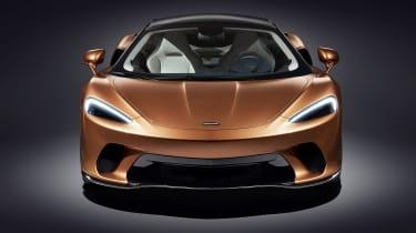 McLaren GT - front full studio