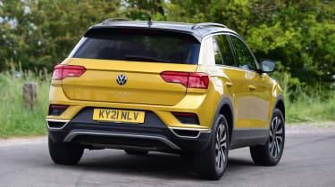Volkswagen T-Roc Active - rear