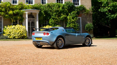 Lotus Elise 250 Special rear side