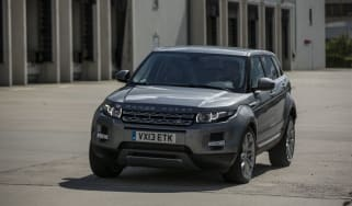 Land Rover Range Rover Evoque 2014 facelift
