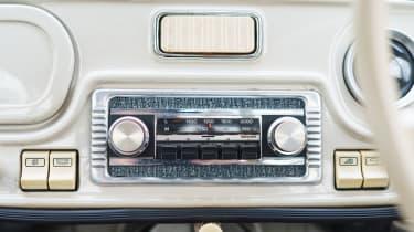 Original Skoda Octavia - radio