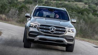 Mercedes GLE - full front