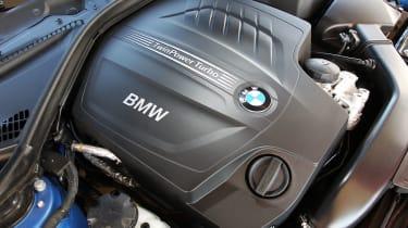 BMW 435i engine