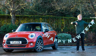 mini cooper 5-door long termer header