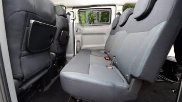 Nissan e-NV200 Combi - seats